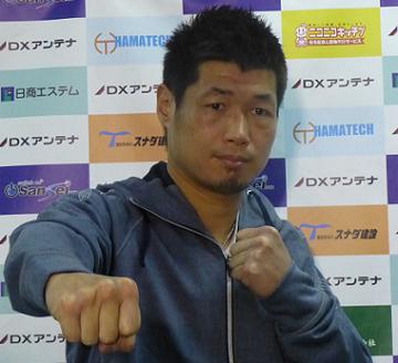 長谷川、復帰戦の相手は無敗世界ランカーと対戦(ボクシングニュース)