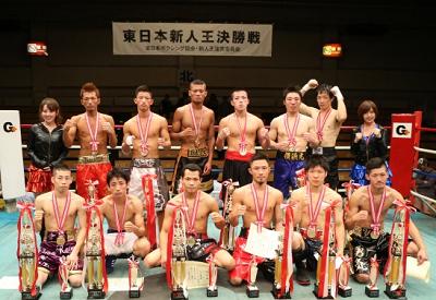 東日本新人王、エントリー数が増加(ボクシングニュース)