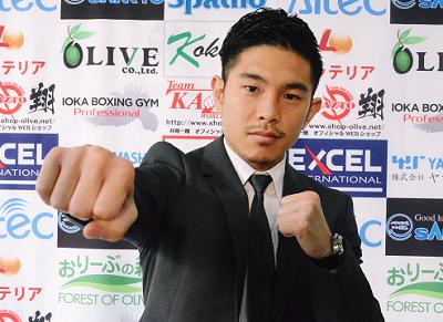 井岡一翔の3階級制覇再挑戦が決定(ボクシングニュース)