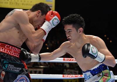 WBAが井岡とレベコの再戦をオーダー(ボクシングニュース)