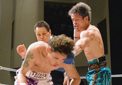 坂が京口を逆転KO(ボクシングニュース)