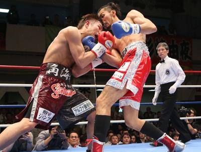 徳永幸大が日本ライト級王者に(ボクシングニュース)