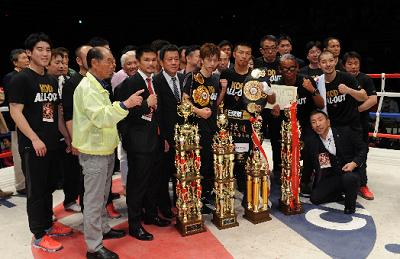 内山&田口のテレビ視聴率は8.3%(ボクシングニュース)