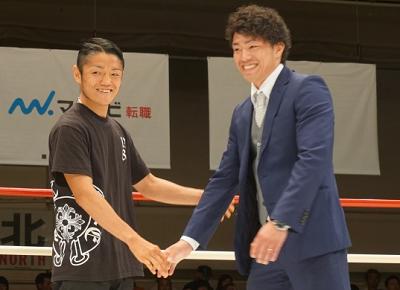岩井vs伊藤、ルフィーノvs竹中、8.10ダブル東洋(ボクシングニュース)