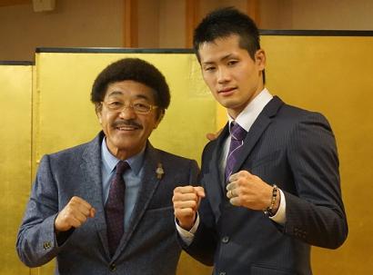 江藤光喜がクアドラスに挑戦(ボクシングニュース)