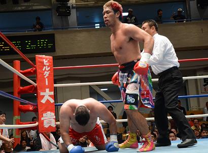 藤本京太郎がメキシカンに勝利(ボクシングニュース)