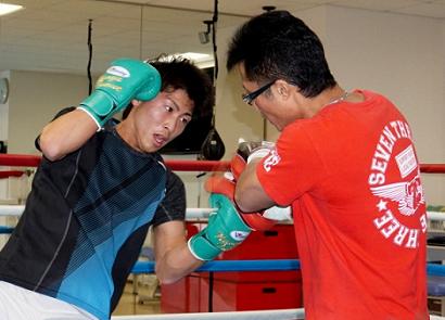 井上尚弥が本格始動、V2戦はカルモナとの指名試合