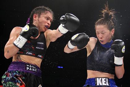 世界ボクシング評議会女子世界王...
