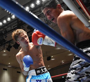 中山佳祐がOPBFフライ級新王者、12Rの熱戦制す   Boxing News ...