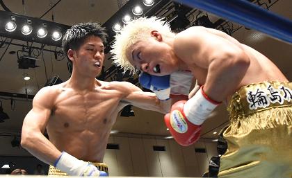 東日本新人王準決勝、元ヨネクラ2人が決勝進出