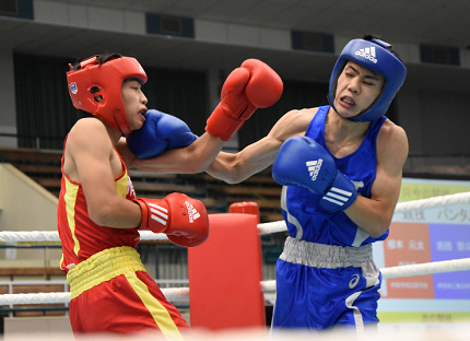 インターハイ ボクシング 2019