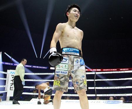 寺地拳四朗が盤石のV7 来年こそは統一戦だ! | Boxing News(ボクシングニュース)